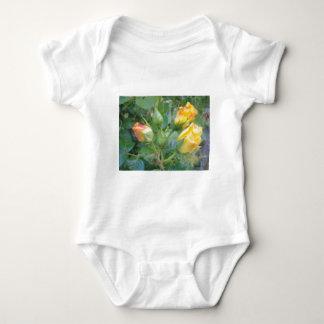 Flower Product Baby Bodysuit