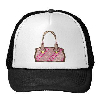Flower Purse Trucker Hat