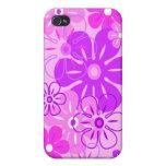Flower Rain iPhone 4 Cases