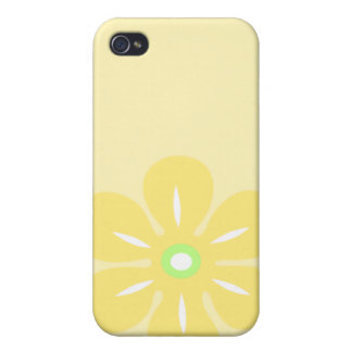 Flower Rain Tropical Cases For iPhone 4