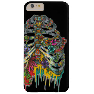 Flower Rib Cage Barely There iPhone 6 Plus Case