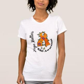 Flower Ribbon 4 Hope Matters RSD T-Shirt