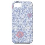 flower scroll iPhone 5 cover