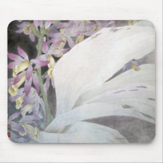 Flower Seires II- Phaiuses Mouse Pad