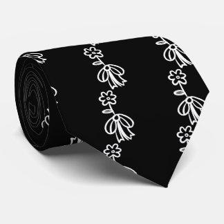 Flower Sexies Minimal Tie