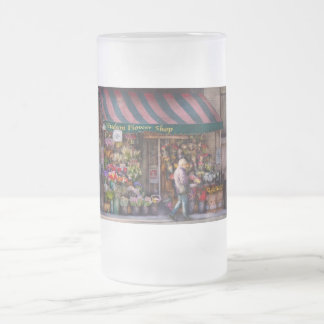 Flower Shop - NY - Chelsea - Hudson Flower Shop Mugs