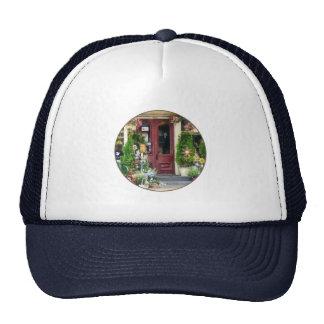 Flower Shop With Birdhouses Strasburg PA Trucker Hats