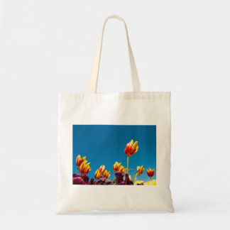 flower shopping bag