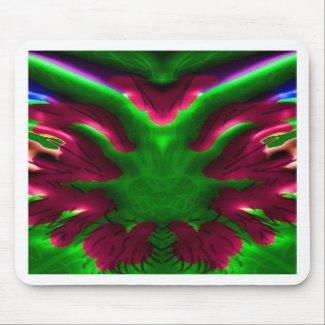Flower Show - Desert Cactus Nucleus mousepad