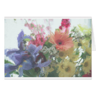 FLOWER SHOWER GREETING CARDS
