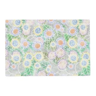 Flower Shower Placemat