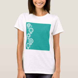Flower Silhouettes T-Shirt