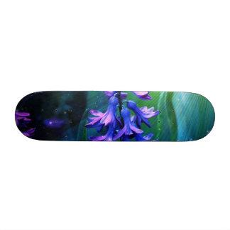 Flower Custom Skate Board