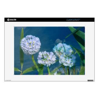 "Flower 15"" Laptop Decal"