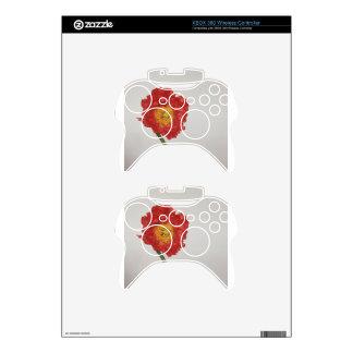 Flower Xbox 360 Controller Skin