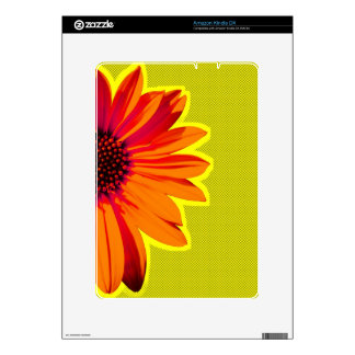 flower decal for kindle