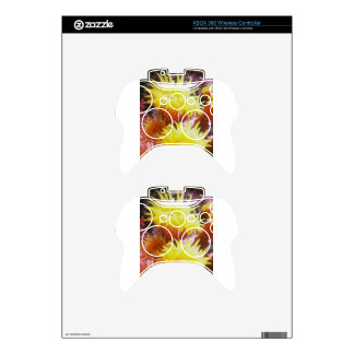 FLOWER XBOX 360 CONTROLLER DECAL