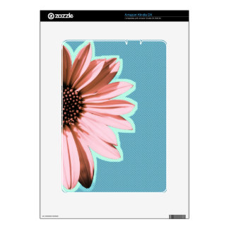 flower kindle DX decal