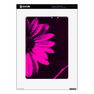 flower decals for kindle