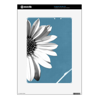flower decal for the kindle DX