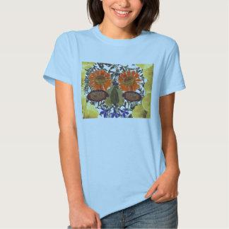 Flower Skull 1 T-shirt