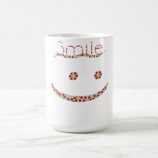 Flower Smile Mug