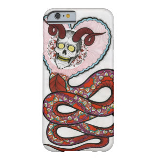 flower snake barely there iPhone 6 case