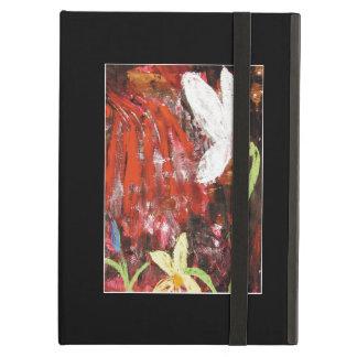 Flower, Snowdrop. iPad Cover