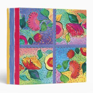 flower song - binder