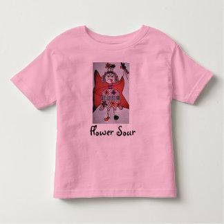 Flower Sour Toddler shirt