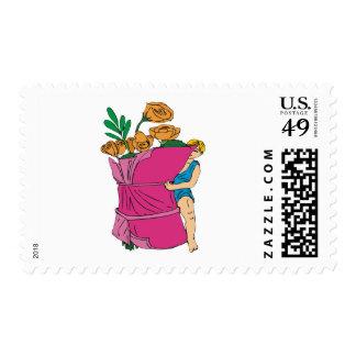 Flower-Sprite Postage