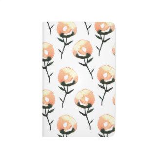Flower Stems Watercolor Journal