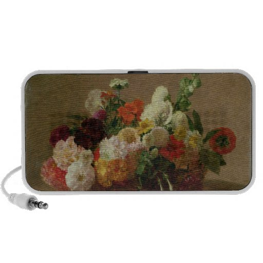 Flower Still Life Mp3 Speakers