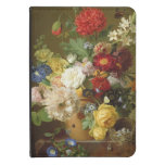 Flower Still Life on a marble ledge, 1800-01 Kindle Cover