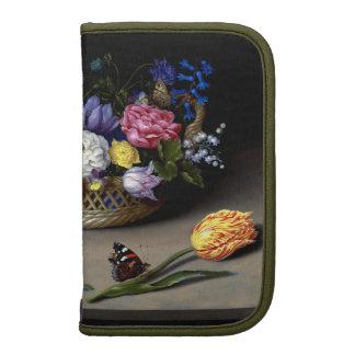 Flower Still Life Painting Phone Case Planner