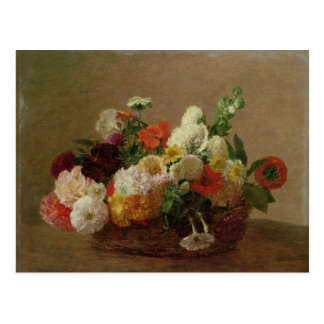 Flower Still Life Postcard