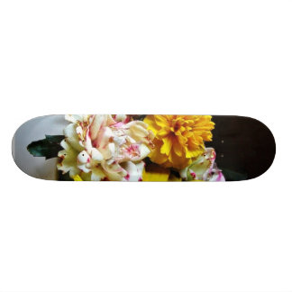 Flower Still Life Skateboard Decks