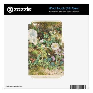 Flower Study - John Jessop Hardwick Decal For iPod Touch 4G
