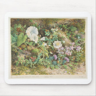 Flower Study Mouse Pad
