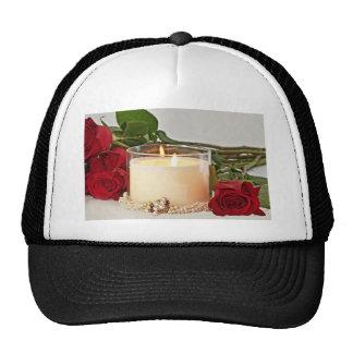 Flower Subject Trucker Hat