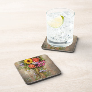Flower - Summers blessing Drink Coaster