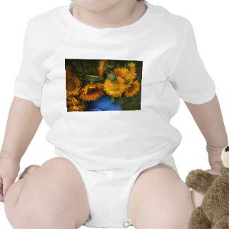 Flower - Sunflower - The suns have risen Tee Shirt