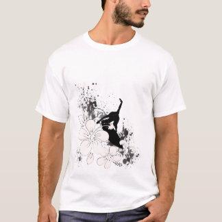 Flower Surfing Men's Destroyed Shirt