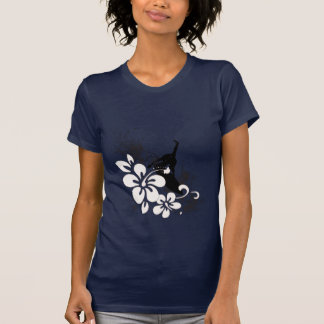 Flower Surfing Tee Shirts