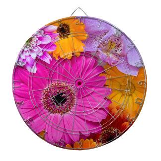 Flower Symphonie Dartboard