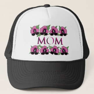 Flower T-shirts and Gifts For Mom Trucker Hat