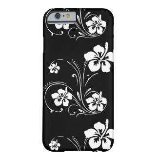 Flower Tattoo Barely There iPhone 6 Case