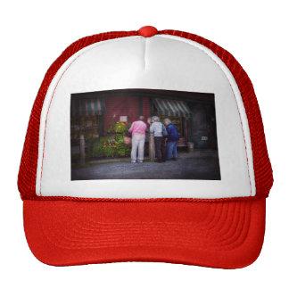 Flower - The garden club Trucker Hat