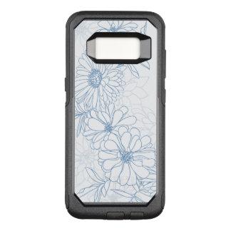 Flower themed handphone case