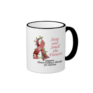 Flower Therapy for Autism Coffee Mug